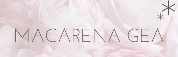 Macarena Gea, Blog