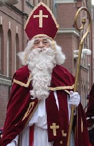 Голландский Санта Клаус