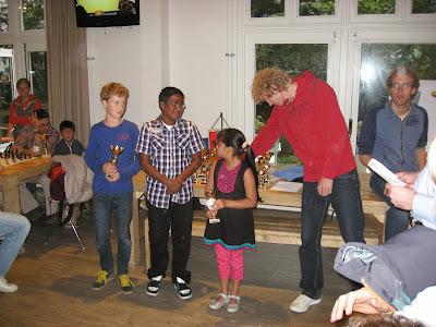 Rohan wint de 1e prijs