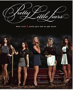 Những Thiên Thần Nói Dối 4 - Pretty Little Liars Season 4 poster