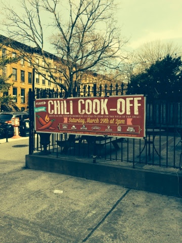 Chili Cook-Off at The Gate