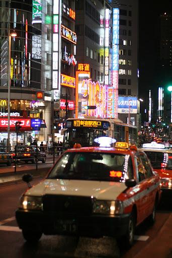 Context Travel: Tokyo