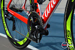 Team Southeast Venezuela Wilier Triestina Cento10Air Complete Bike at twohubs.com