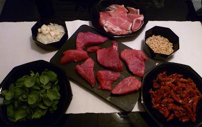Rinderfilet mit italienischen Bratkartoffeln
