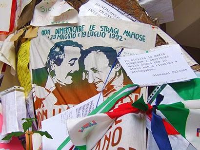 """""""L'Albero di Falcone"""" in Palermo"""