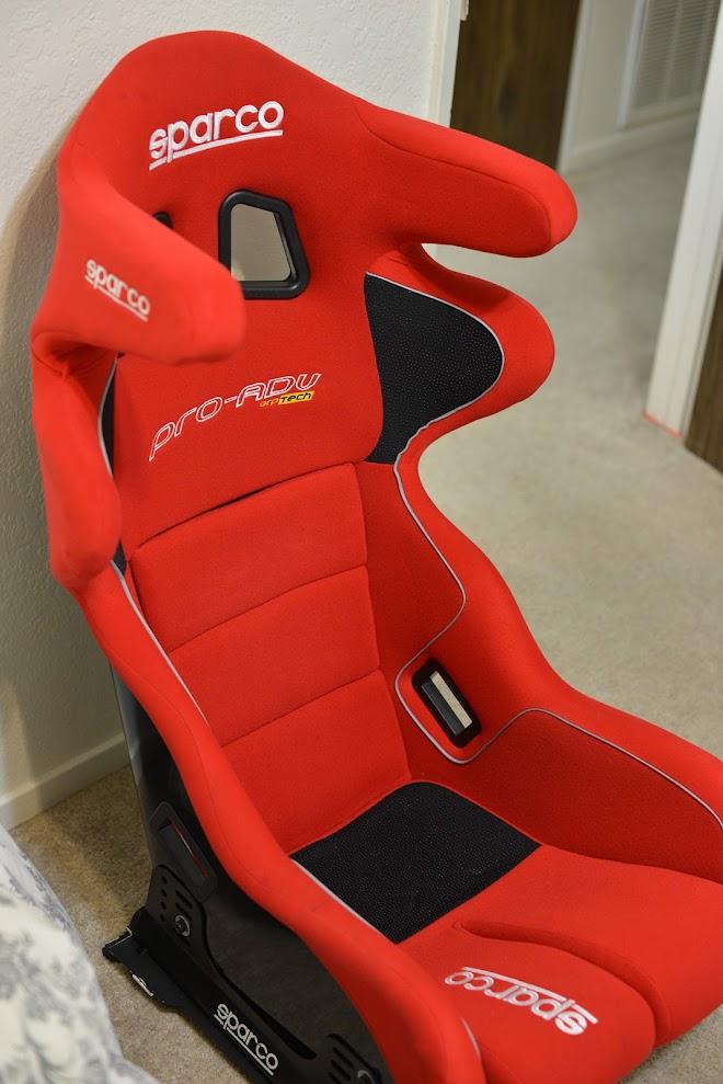 Cars For Sale In Fresno Ca >> CA - Sparco Pro ADV bucket seat - S2KI Honda S2000 Forums