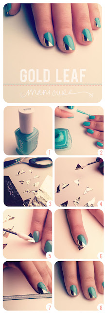 Simple and easy method to make your nails look amazing.