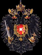 Herb Cesarstwa Austrii