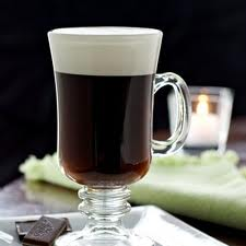 Hot Irish Coffee