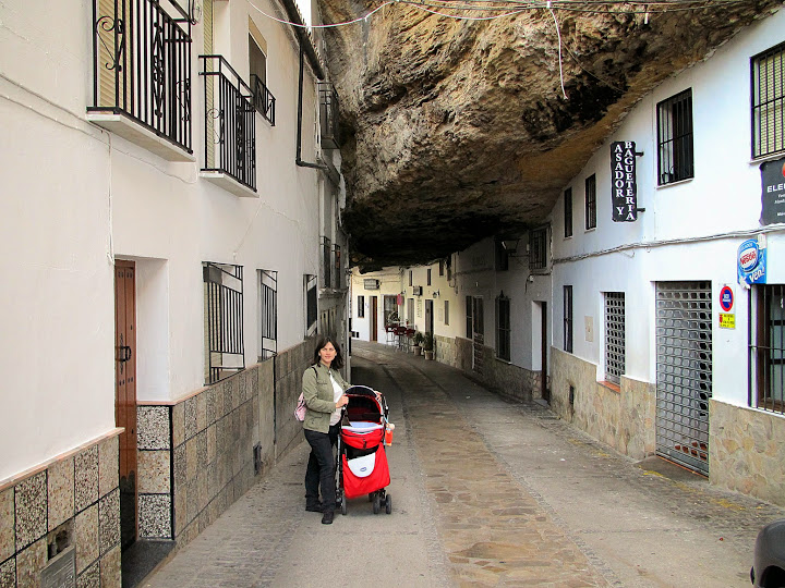 Ruta por Andalucía. Setenil de las Bodegas