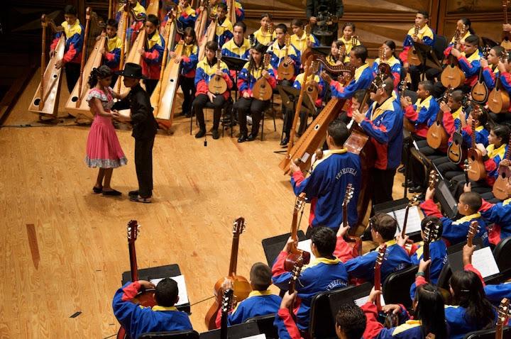 Alma LLanera Folk Music Program