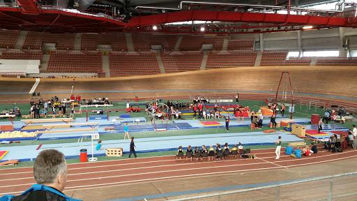 Ferry-Dusika-Stadion, Engerthstr. 267-269, 1020 Wien, Österreich, Stadion, state Wien