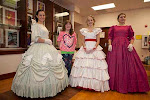 Cape Fear Garden Club Azalea Belles with Children's Art Contest Winner