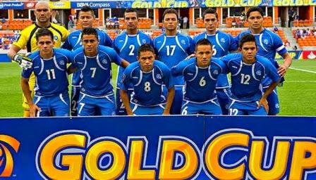 El Salvador en Copa Oro 2013