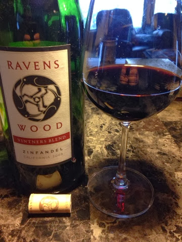 Wine, Food and Fun with the Lumpy One...: 2008 Ravenswood ...