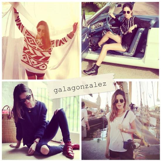 Gala Gonzalez Amlul Fashion Blogger DJ Instagram