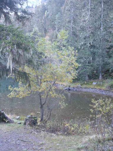 Le lac Claret