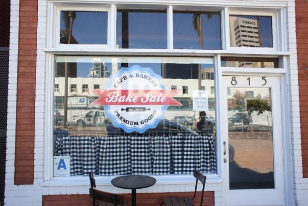 Bake Sale Bakery