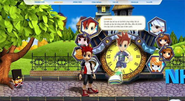 Trang giới thiệu GoGoRun đã chính thức trình làng 3