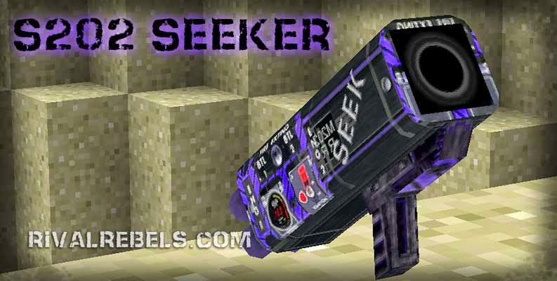 Seeker rocket launcher