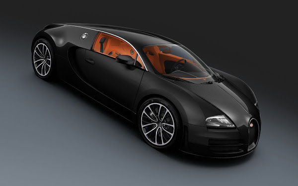 Bugatti Veyron Super Sport 2011 - Wallpaper