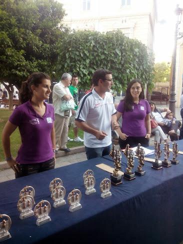 Ajedrez Santurtzi El Carmen 2014 premiados 0111