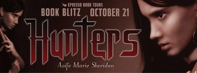 Book Blitz: Hunters by Aoife Marie Sheridan
