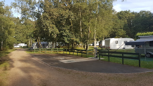 Woodhall Spa Camping and Caravanning Club Site at Woodhall Spa Camping and Caravanning Club Site
