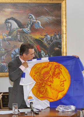 papage Β.Παπαγεωργόπουλος: «Ο κ.Θ.Πάγκαλος υποσκάπτει με τις δηλώσεις του τα Εθνικά μας δίκαια»