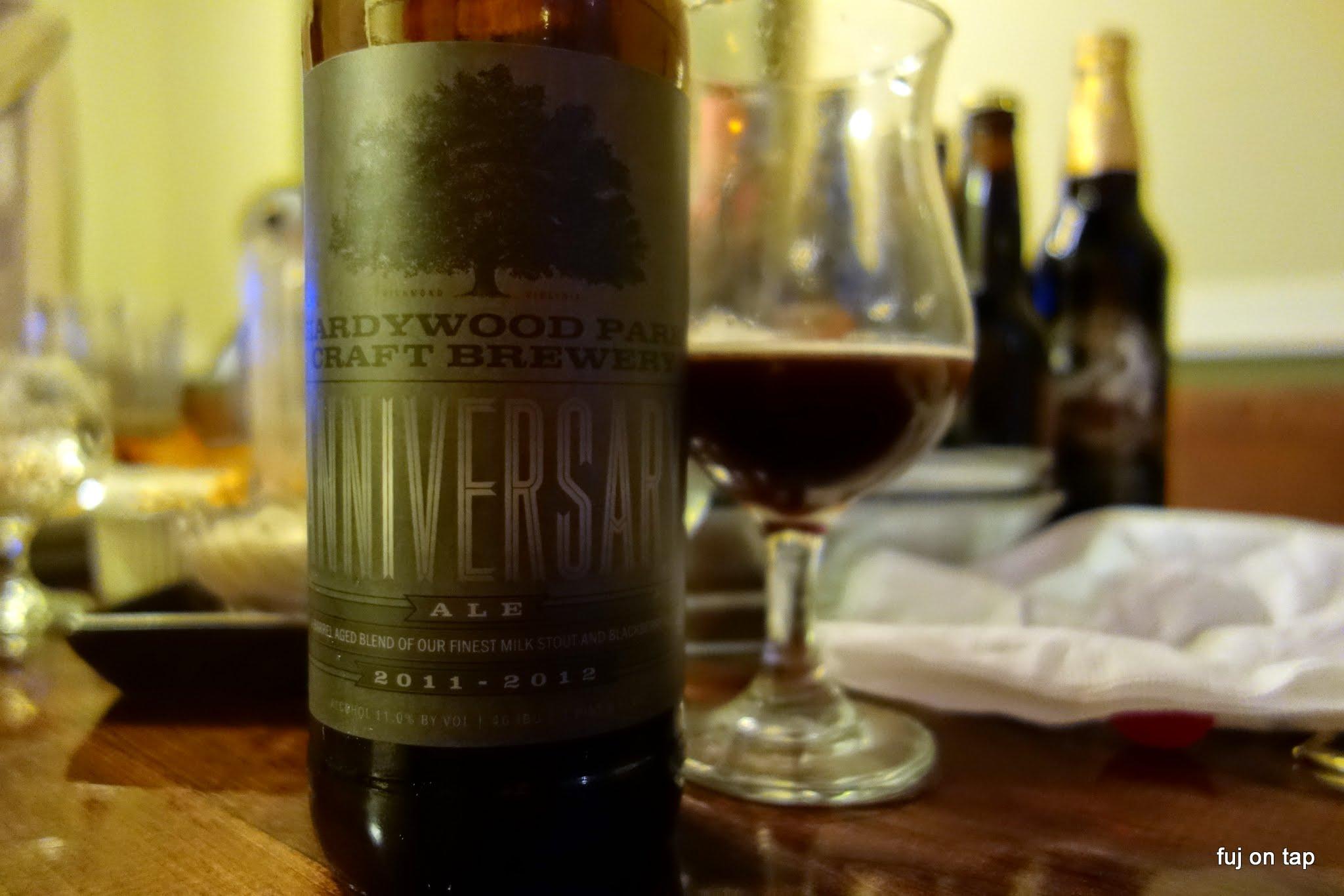 Hardywood Anniversary Ale