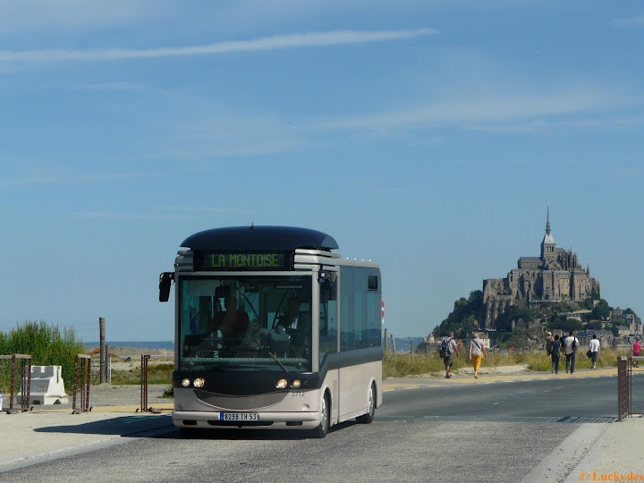 transport mobilit urbaine afficher le sujet navettes mont saint michel. Black Bedroom Furniture Sets. Home Design Ideas