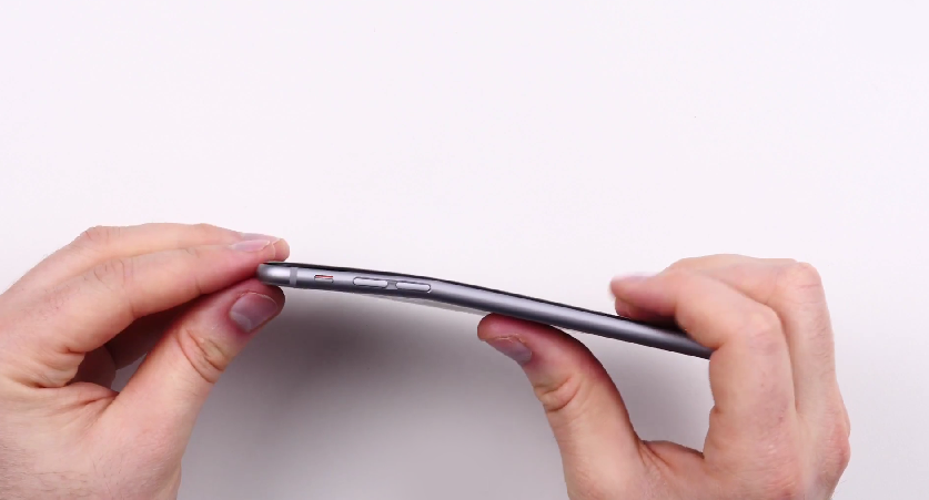 WATCH: iPhone 6 Plus Bend Test (with Video)