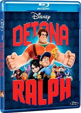 Filme Poster Detona Ralph BDRip XviD Dual Audio & RMVB Dublado