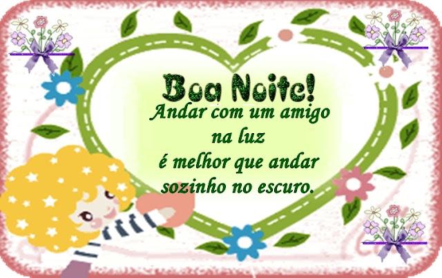 BOA NOITE - 14