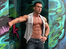 Muscle Hunks Gianluigi Volti - Every Inch the Perfect Man