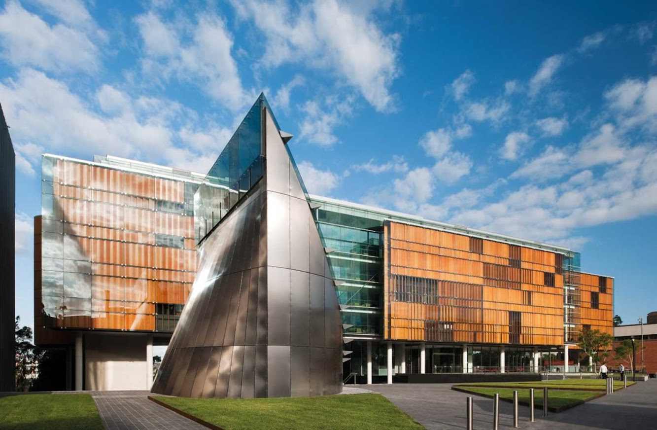 Sydney Nuovo Galles del Sud, Australia: Faculty of Law by Fjmt
