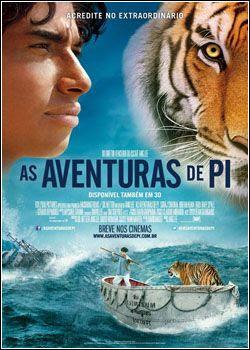 Download – As Aventuras de Pi – TS AVI Dual Áudio + RMVB Dublado
