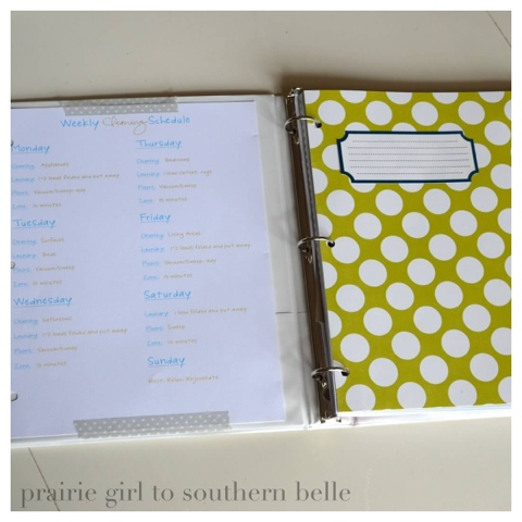 blogger image  1438142297 Binder Makeover