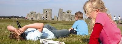 Stonehenge Boy Found Buddha Boy Batters Image