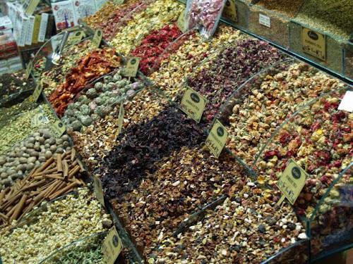 Odeurs d'Istanbul
