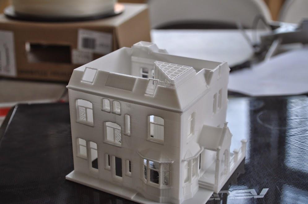 maquettes d 39 architecture forum pour l 39 impression 3d et les imprimantes 3d. Black Bedroom Furniture Sets. Home Design Ideas