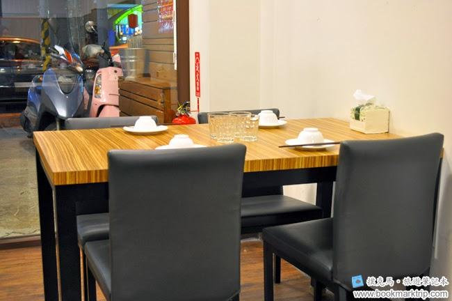 品八方燒鵝小餐館四人桌