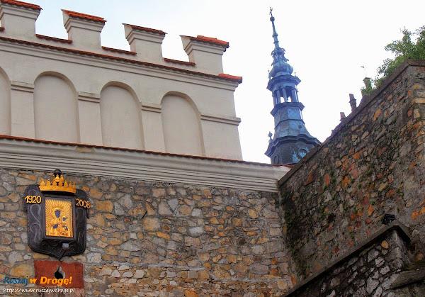 Opatów - brama warszawska