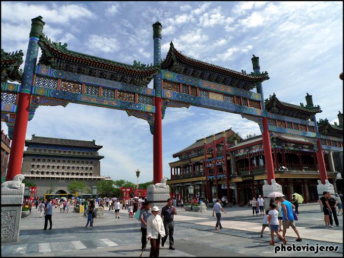 Qianmen y Zhengyangmen