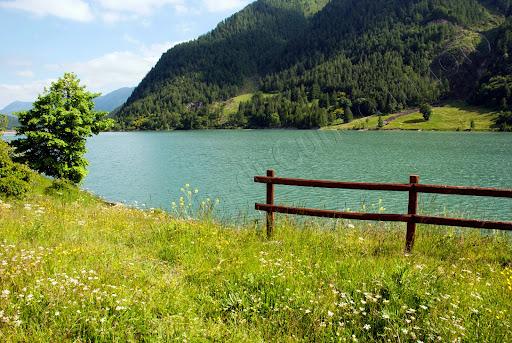 Fotografie Lago di Castello - Pontechianale