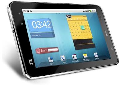 Mejores Tablets Android Económicas ZTE V9