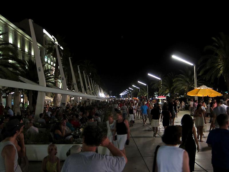 Riva promenade