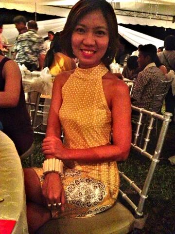 Budget Fashion Seeker - Yellow Dress 3