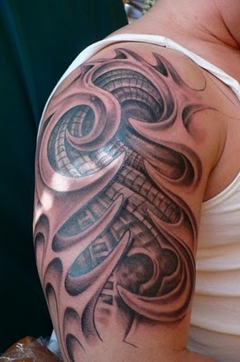tribal tattoo designs for men arm