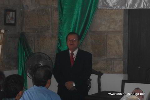 Profr. Arturo Delgado Moya